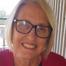 Portrait of Annette Bush