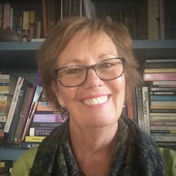 Portrait of Jane Sherwin