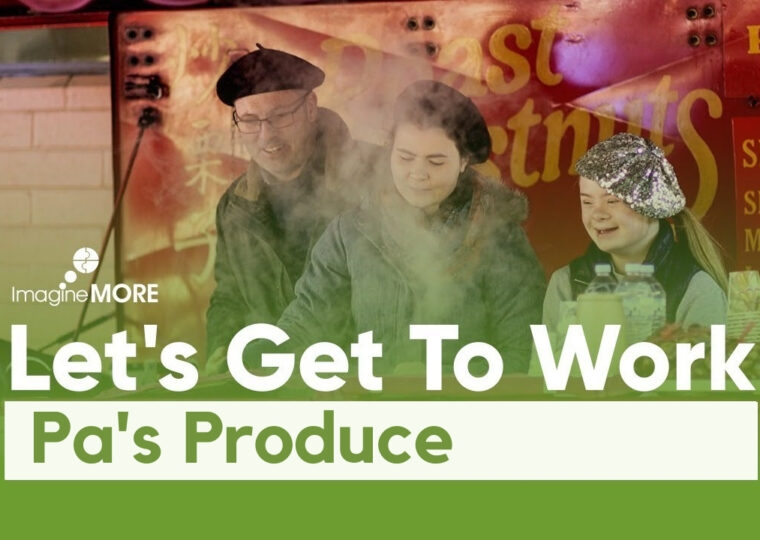 Thumbnail of Let's Get to Work: Pa's Produce video