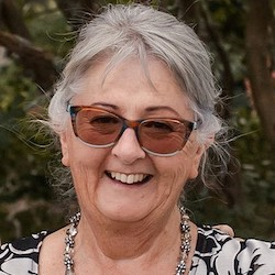 Portrait of Sue Robertson
