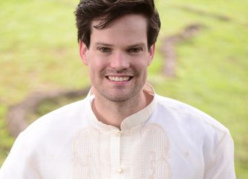 Portrait of Thomas Bevitt